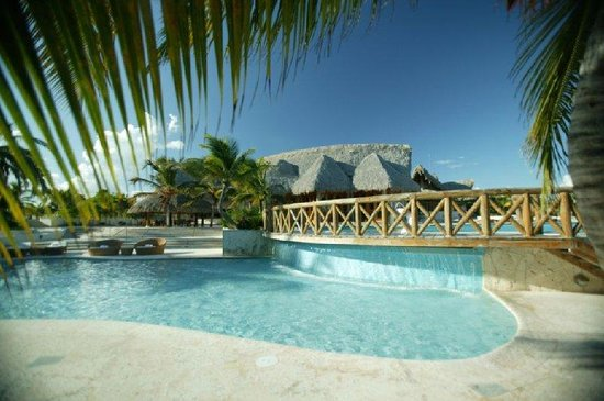 Xeliter Caleton Villas Cap Cana: Caleton Club Pool