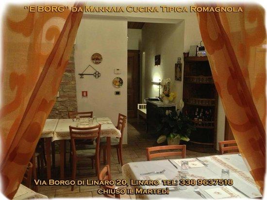 E Borg Da Mannaia, Mercato Saraceno - Restaurant Reviews
