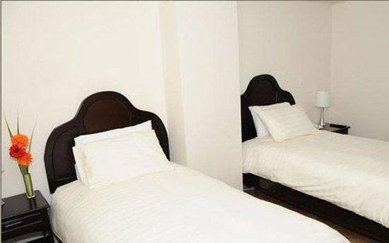 Avila Hotel Panama : DOUBLE ROOM
