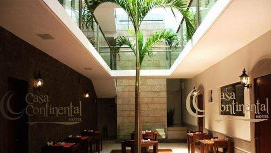 Hotel Casa Continental: RESTAURANTE