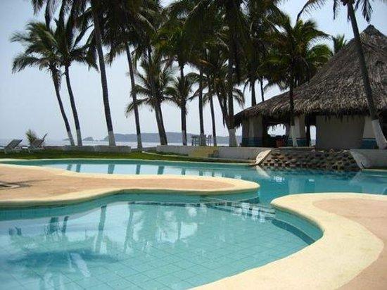 Chamela, Meksiko: Pool
