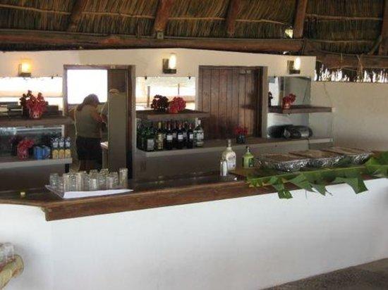 Chamela, Meksiko: Restaurant