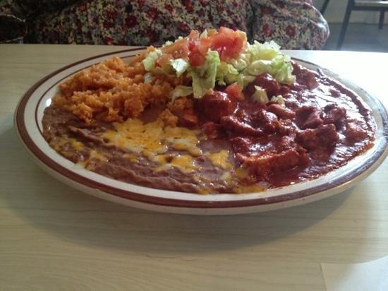 Alicia's Burrito Place: Asado