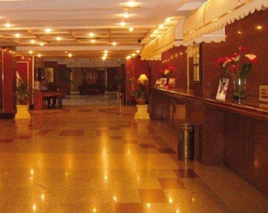 Puerta Del Sol Porlamar: Reception