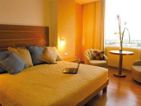 Puerta Del Sol Porlamar: Guest Room