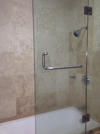 Isabella Boutique Hotel: shower