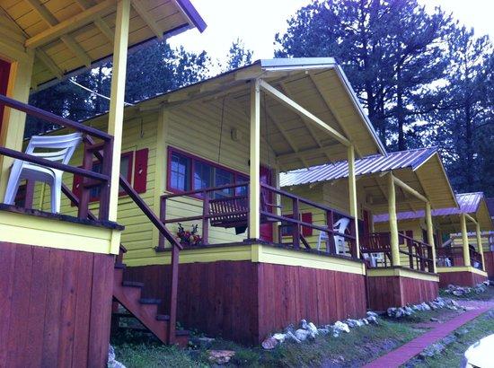 Shady Rest Motel: Cabins
