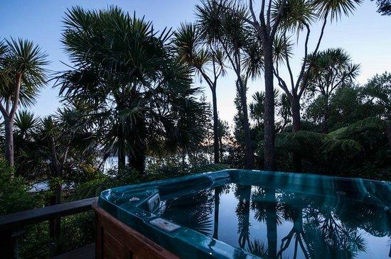 Cavalli Beach House Retreat : Guest Spa pool