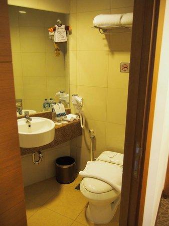 Park Hotel Jakarta: bathroom 1
