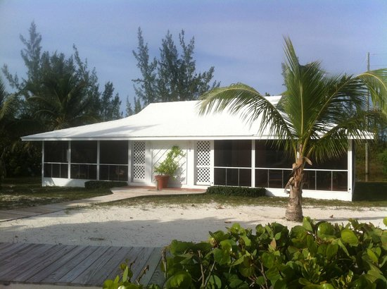 Cape Santa Maria Beach Resort & Villas: bungalows 1 & 2