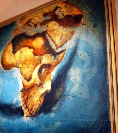 Museo de Altamira: Altamira map