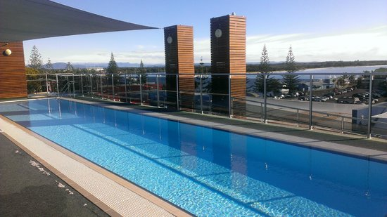 Mantra Quayside Apartments Port Macquarie: Rooftop Pool