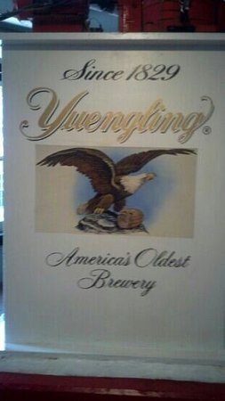 D.G. Yuengling and Son Brewery : Inside the brewery