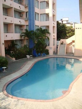 Club Dorados: Pool View