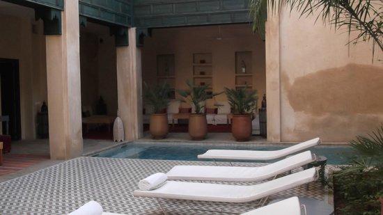 Hotel & Spa Riad Dar Bensouda: Piscine