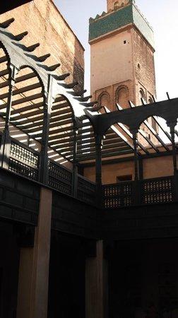 Hotel & Spa Riad Dar Bensouda: vue de l'intérieur