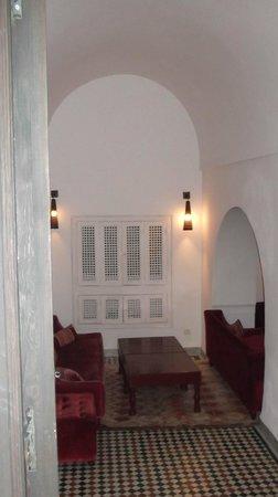 Hotel & Spa Riad Dar Bensouda: l'accueil
