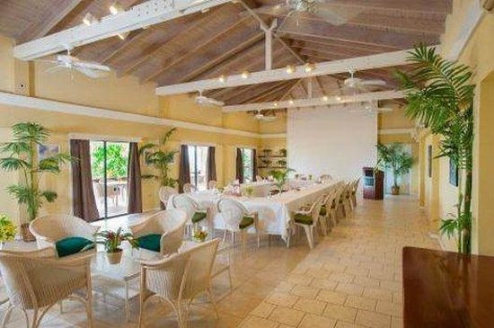 The Mount Nevis Hotel: Meeting Room