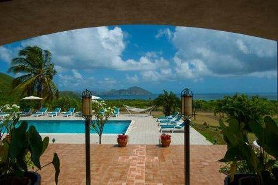 The Mount Nevis Hotel: Pool