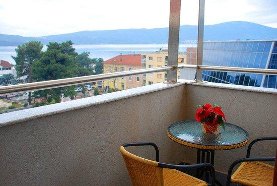 Hotel Magnolia : Terrace View