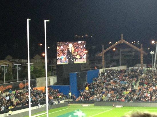 Super 15 Final Waikato Stadium