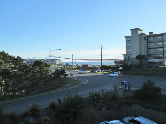 Inn at Lincoln City: Our view