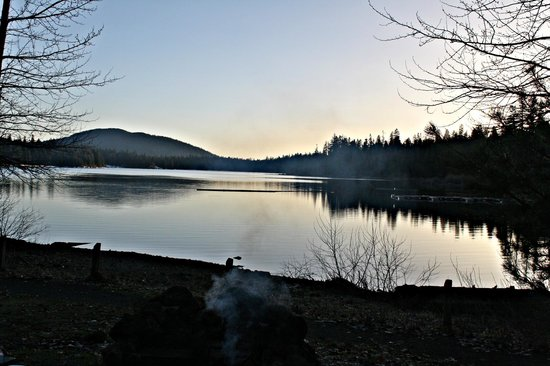 Fish lake resort campground reviews eagle point or for Fish lake oregon