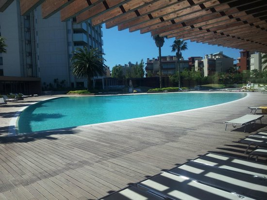 Aqualuz Suite Hotel Apartamentos: Piscina 3