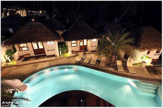 Lazy Day's Samui Beach Resort: Pool View Bungalow