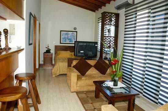 Aparta Suitte La Provincia: Guest Room