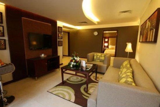 Boudl Gardenia Resort: Guest Room