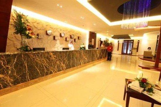 Boudl Gardenia Resort: Reception