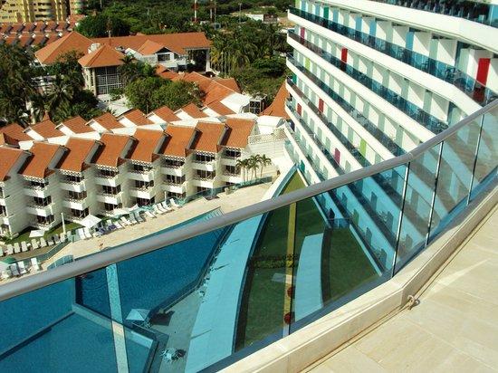 Hotel Las Americas Torre del Mar: Vista desde el piso 10