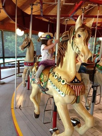 Heritage Museums & Gardens: Carousel