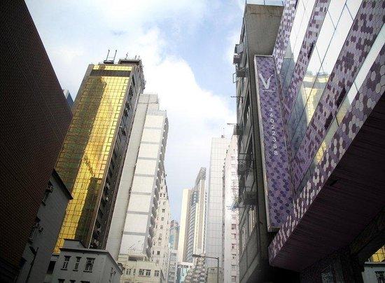 V Wanchai Hotel: VWCExterior