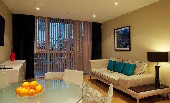 City Nites London - Aldgate: Living Room