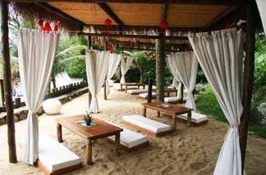 DPNY Beach Hotel & Spa: Restaurant