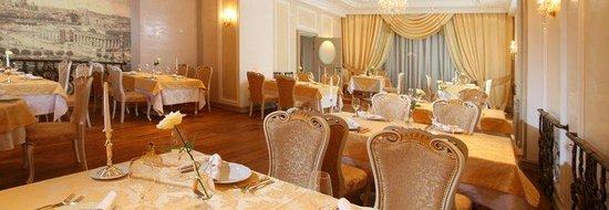 Grand Hotel Aleksandrovski: Restaurant