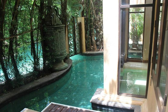 The Baray Villa: Villa private pool