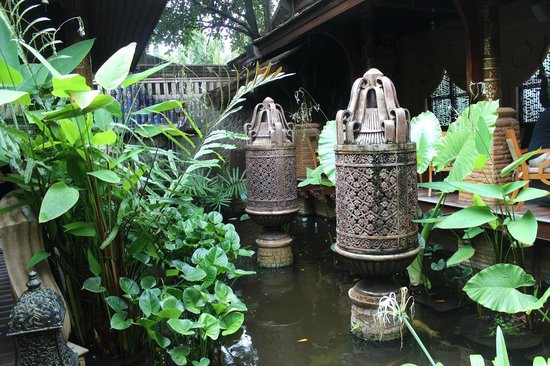 The Baray Villa: Villa grounds
