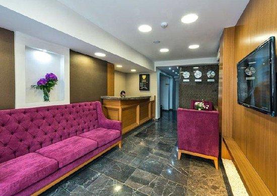 Hotel Regno : Interior