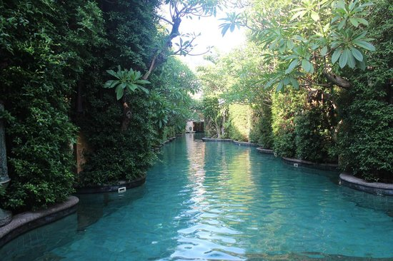 The Baray Villa: Baray Villa guests private pools