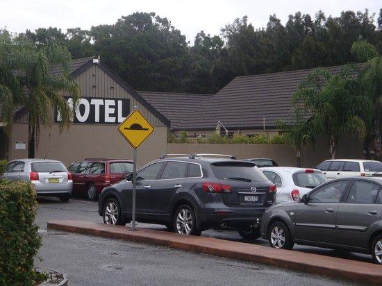 Comfort Inn Towradgi Beach: Motel away from the Main Building