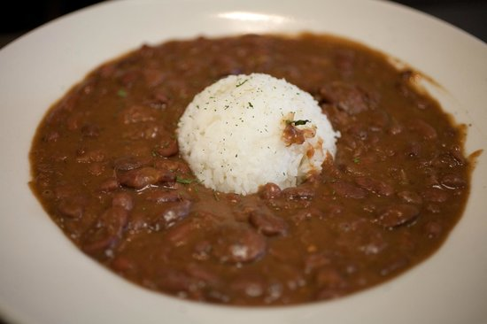 "Nola Po'Boy and Gumbo Kitchen: Monday ""Red Beans & Rice"" everyday at Nola Po'Boy & Gumbo Kitchen"