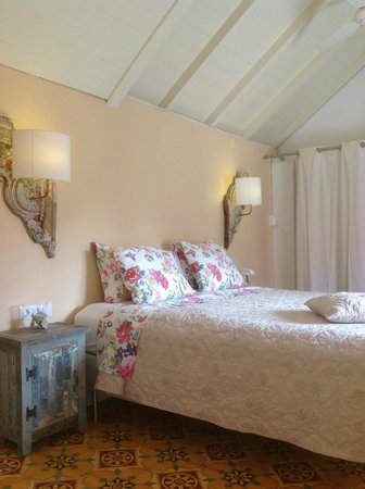 Villa Tokara: patioroom