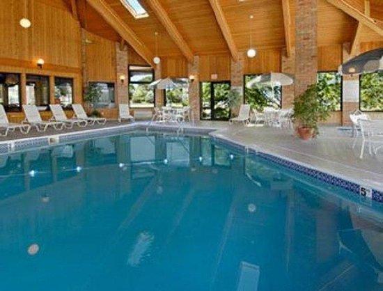 Buena Vista Inn and Suites Storm Lake: Pool