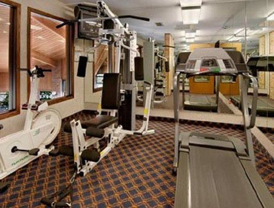 Buena Vista Inn and Suites Storm Lake : Exercise Room