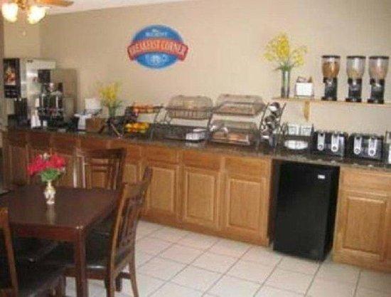 Buena Vista Inn and Suites Storm Lake: Breakfast Room