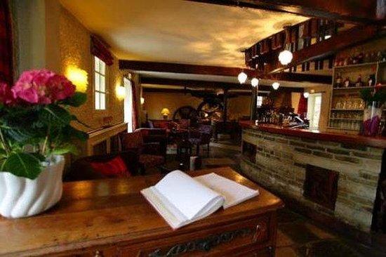 Le Moulin de Mombreux : Interior