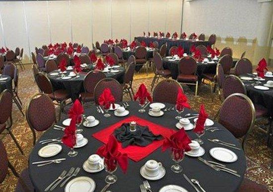 Paradise Inn & Conference Centre : Banquet room